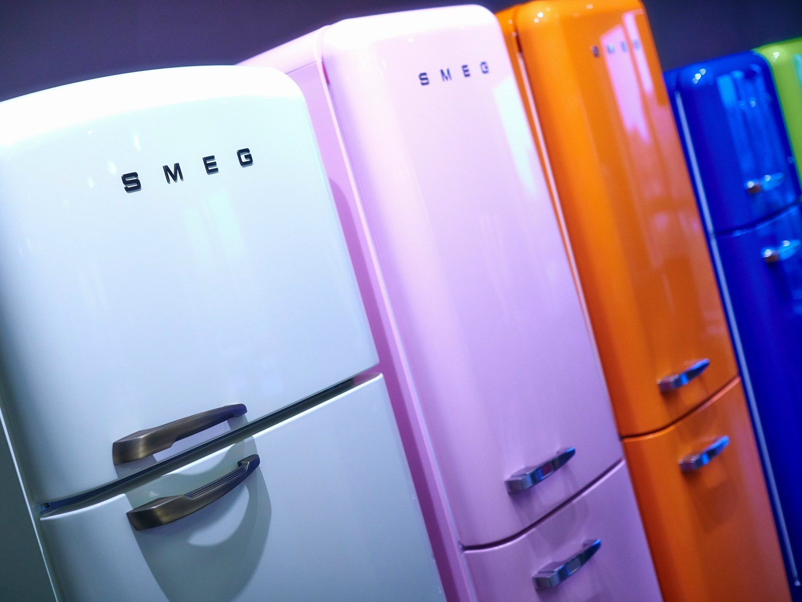 Frigorifero Americano Anni 50 frigoriferi colorati anni '50 smeg - saem elettrodomestici